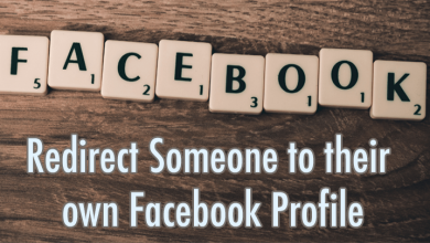 redirect-to-facebook-profile