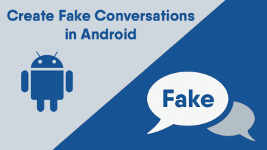 create-fake-conversation-android