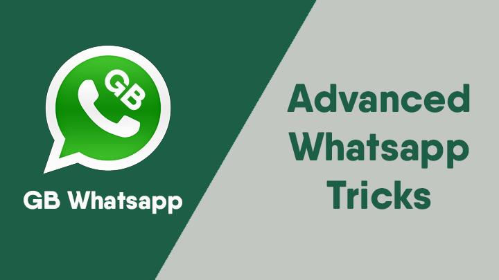 GB Whatsapp - Advanced Whatsapp Tricks | WhiteHatDevil