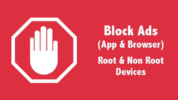 how to stop ads on android apps
