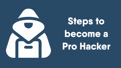 steps to become a professional hacker