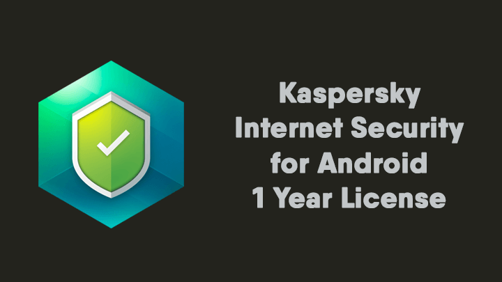 Kaspersky Internet Security (Android) 1 Year License