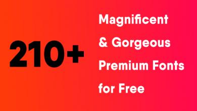 210-magnificient-gorgeous-fonts-free